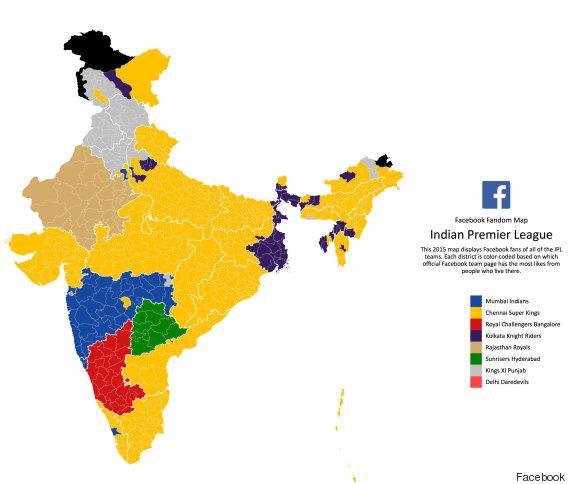ipl fandom map facebook