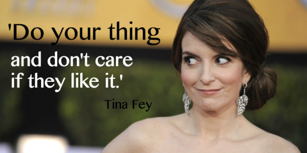 15 of tina fey s most inspiring quotes huffpost uk