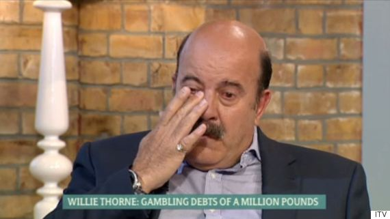 willie thorne this morning
