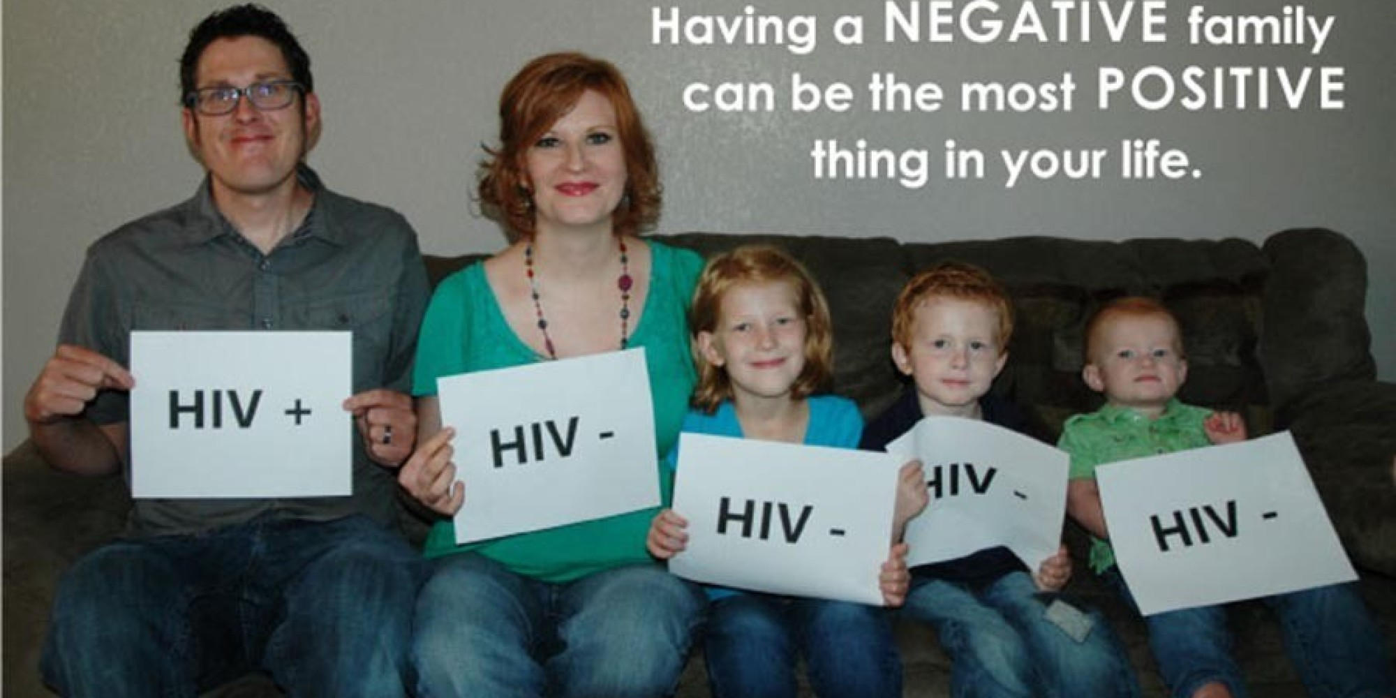 Andrew Pulsipher Is Hiv Positive But His Wife And Kids
