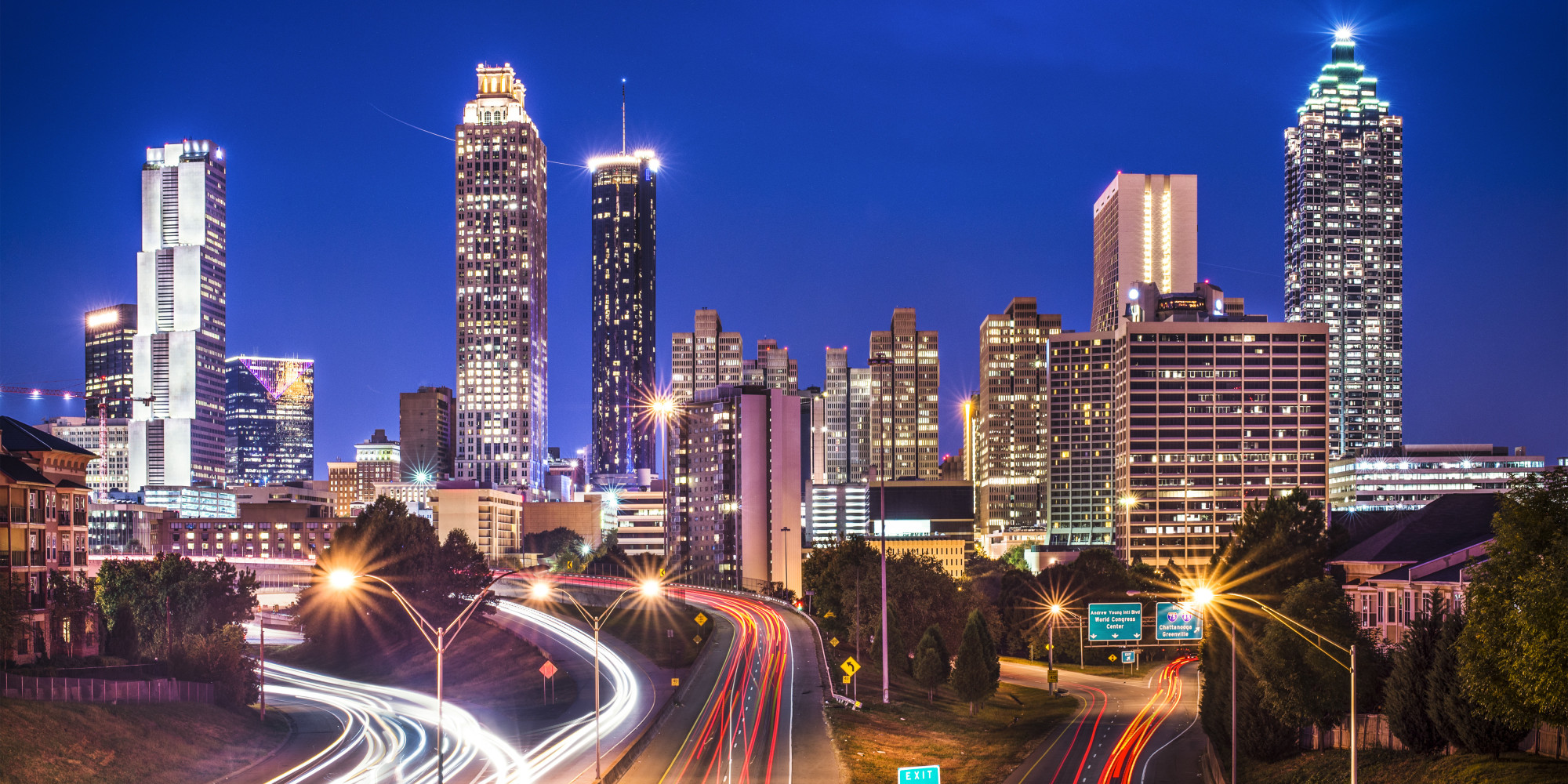 Downtown Atlanta Hotels With Spas