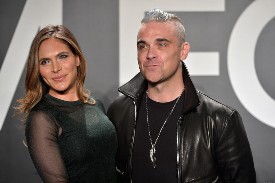 Robbie Williams Hat Eine Neue Frisur Mit Der Er Die 90er Jahre