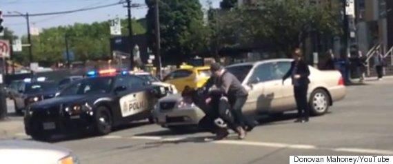 vancouver police arrest