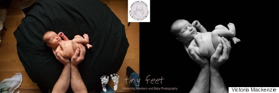 Not All Creative Newborn Photoshoots Are Safe Warns Photographer