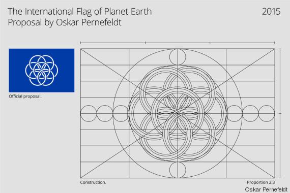 terre drapeau