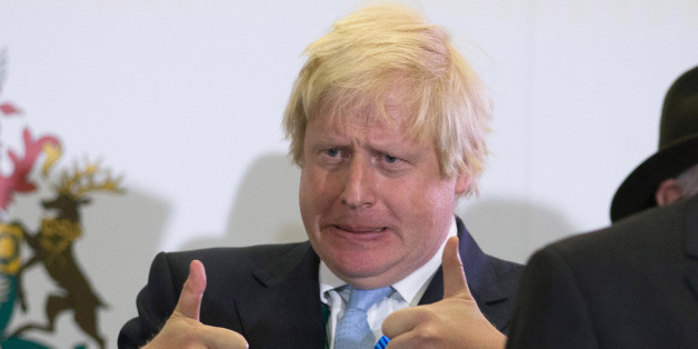 Boris Johnson explained why exactly he is 'such a weirdo'