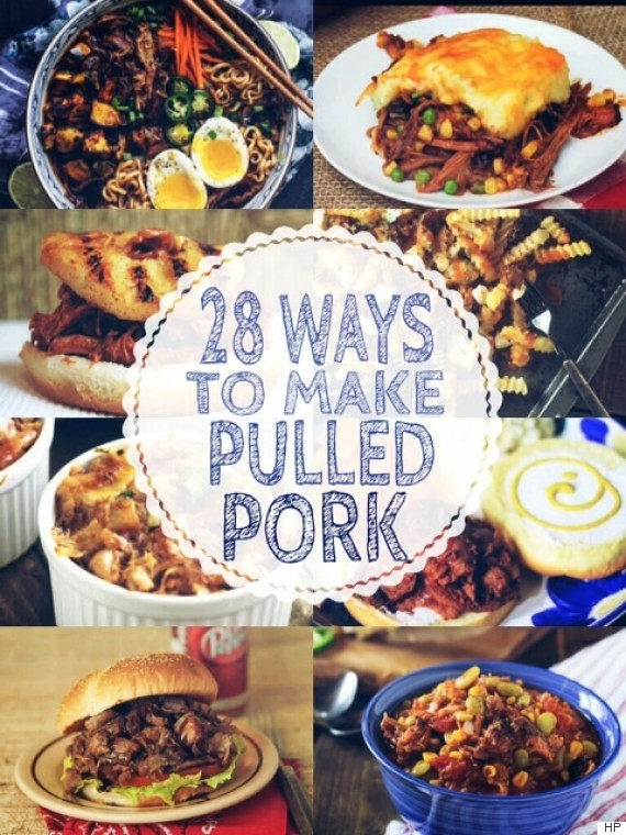 28 Of The Best Slow Cooked Pulled Pork Recipes