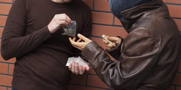 GMP Urmston offered to 'have a word' with any drug dealers who had 'annoyed' their customers