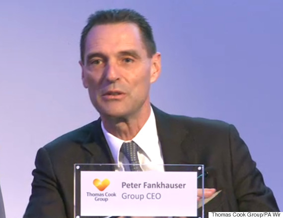 peter fankhauser thomas cook