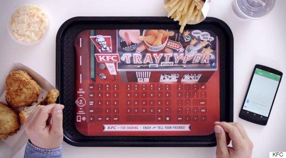 tray typer