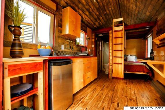 Tiny Home Village In Terrace B C Hopes To Help Ease