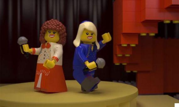 eurovision lego