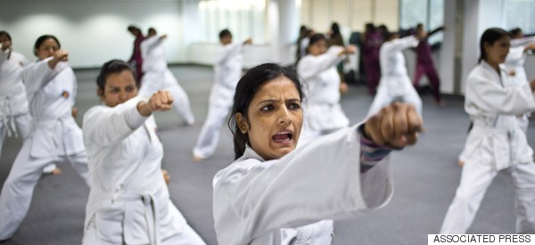 self defence india