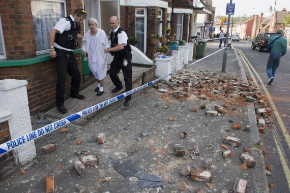 folkestone earthquake
