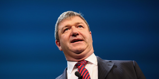 BIRMINGHAM, ENGLAND - SEPTEMBER 17:  Chief Whip Alistair Carmichael speaks during the Liberal Democrat Autumn Conference at the International Convention Centre (ICC) on September 17, 2011 in Birmingham, England. The Liberal Democrats five-day Autumn conference begins today at the ICC in Birmingham.  (Photo by Dan Kitwood/Getty Images)