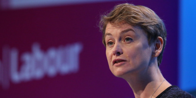 Yvette Cooper (Photo by Peter Macdiarmid/Getty Images)