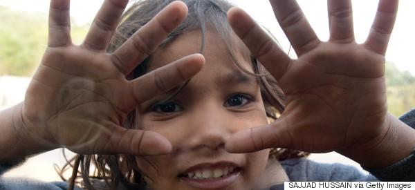 beggars children india