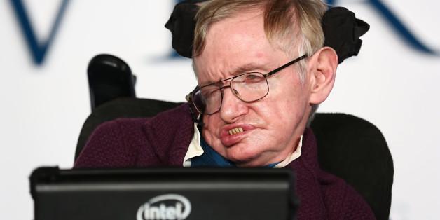 Dieser Satz von Stephen Hawking bringt die Flüchtlingskrise auf den Punkt