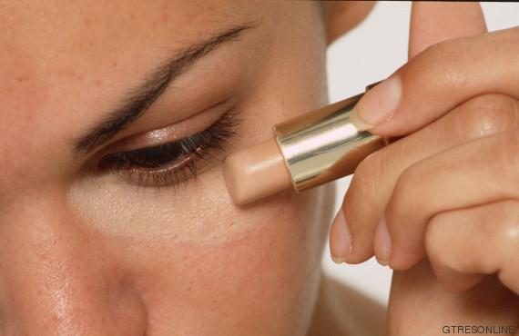 corrector maquillaje