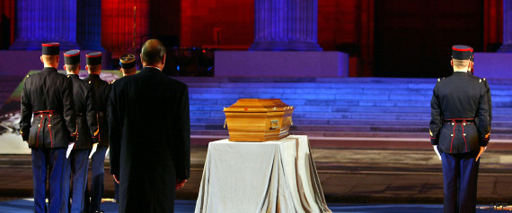 chirac pantheon