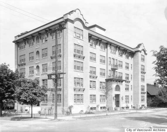 vancouver queen charlotte apartments
