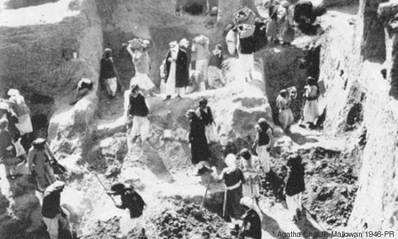 agatha christie mallowan 1946pr
