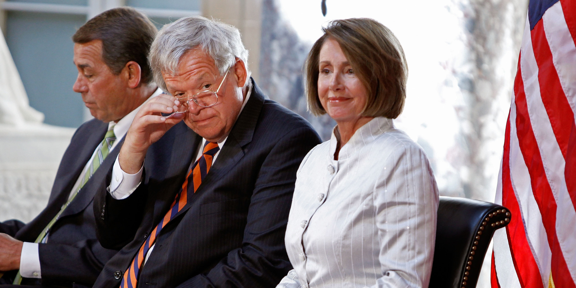 The Scandal That Ended Dennis Hastert's Control Of The ...