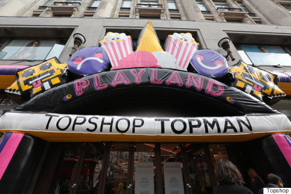 topshop playland
