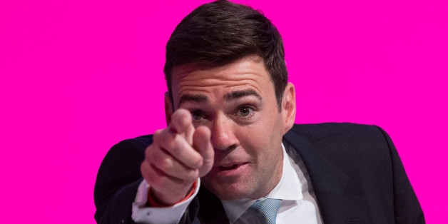 Andy Burnham (Photo by Oli Scarff/Getty Images)