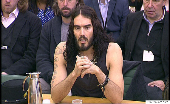 russell brand home affairs
