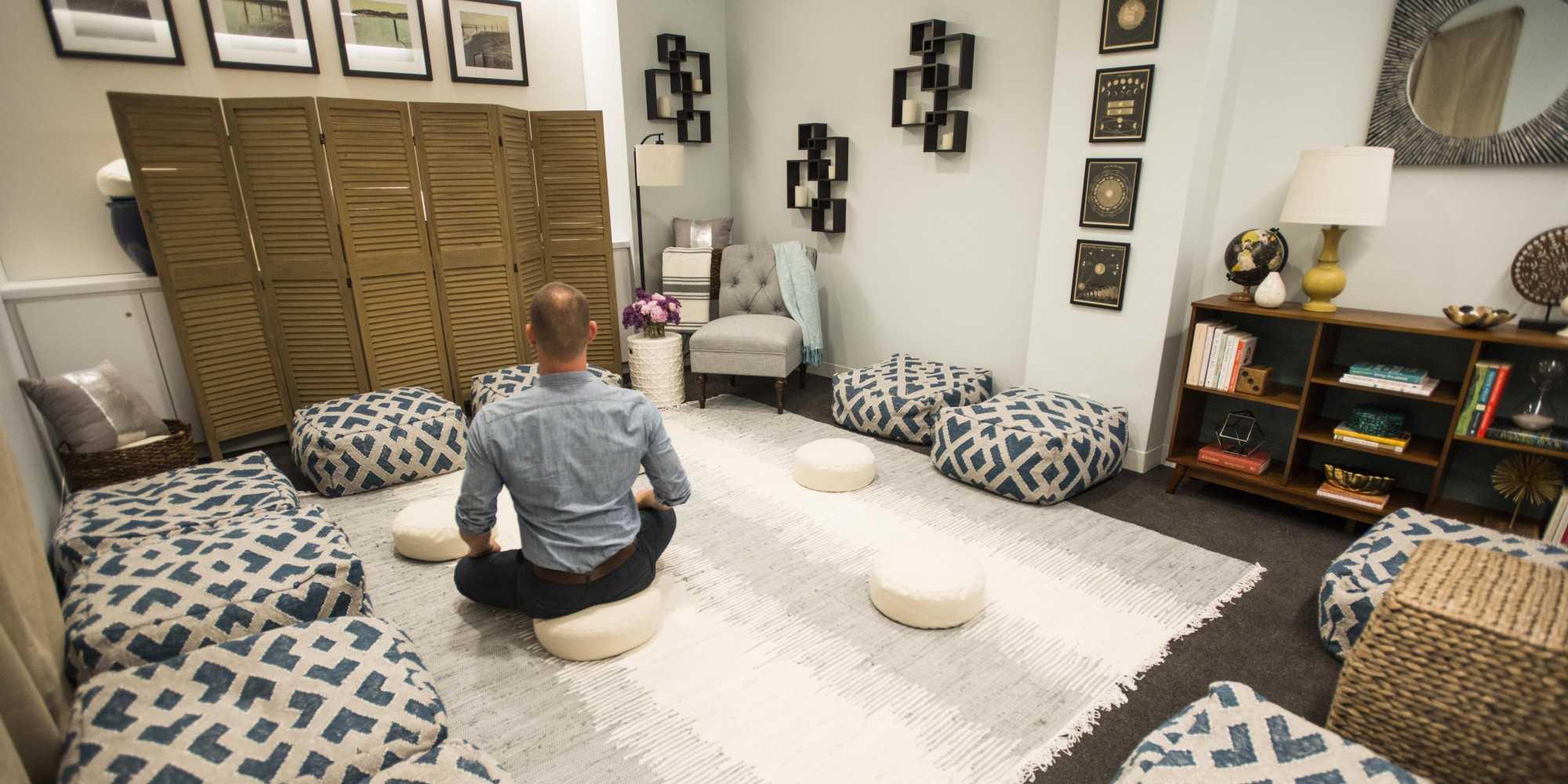 5 quick ways to make your home a more meditative space huffpost - Ways of creating more storage space in your home ...