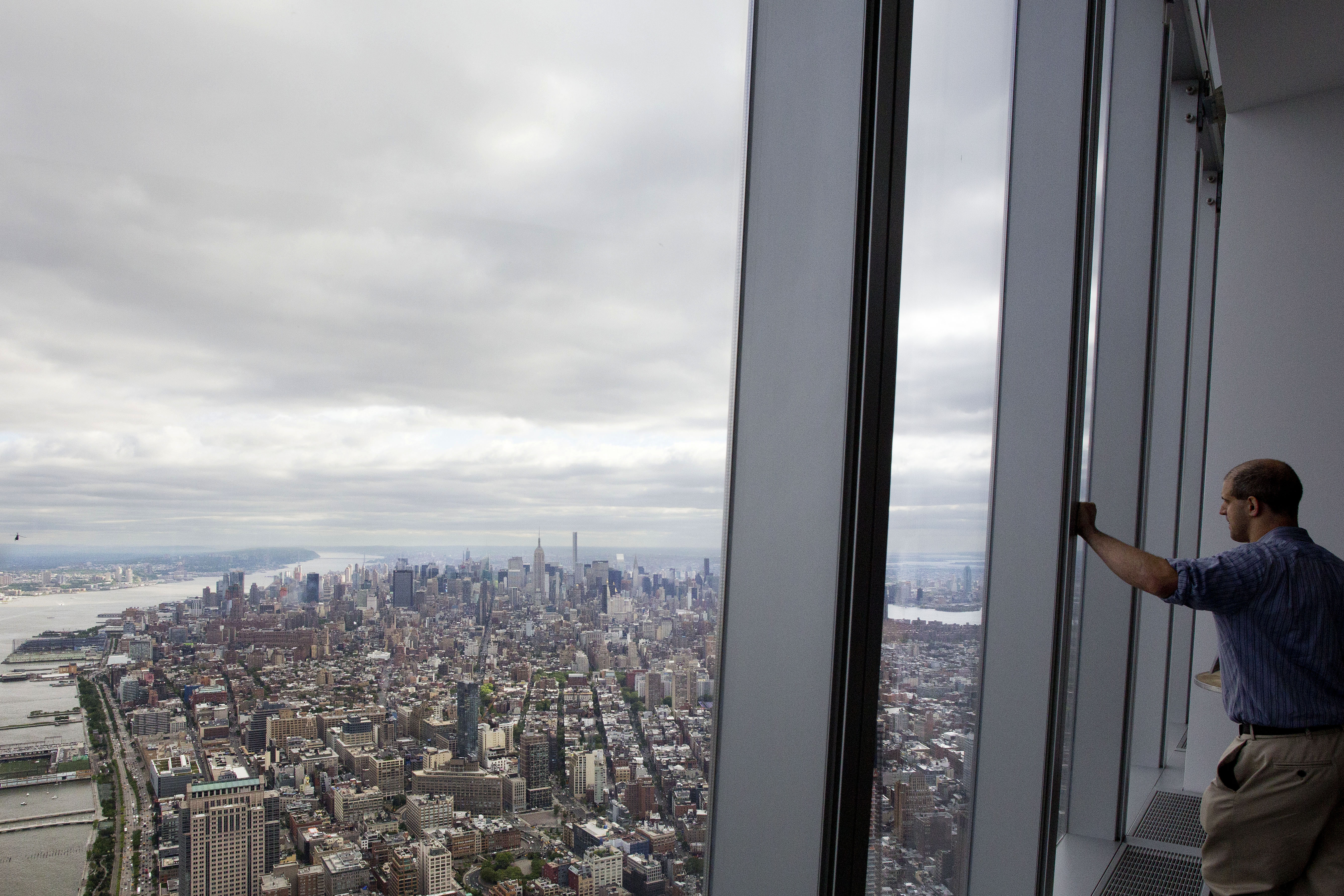 world trade observatory