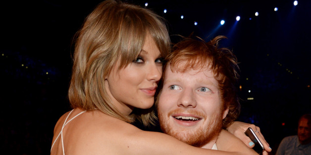 Here's Why Ed Sheeran Won't Hook Up With Taylor Swift
