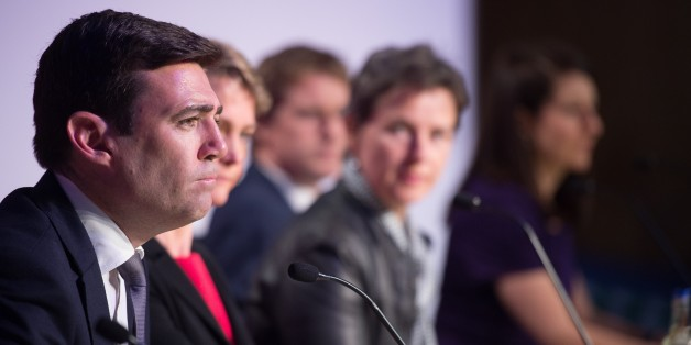"""Andy Burnham: """"We cannot assume that the last election was our lowest point."""""""