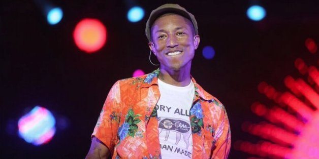 Pharrell Williams: Saturday night fever à Mawazine