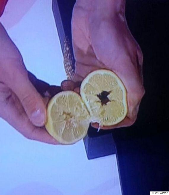 bgt lemon trick