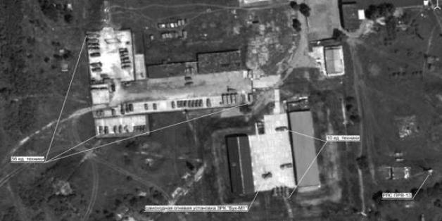 Russland fälscht Satellitenbilder vom MH17-Abschuss
