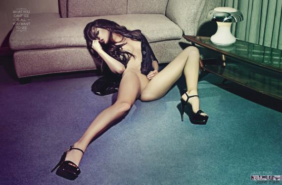 publicite lingerie