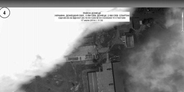 Abschuss von MH17: Russland hat angebliche Beweisbilder manipuliert