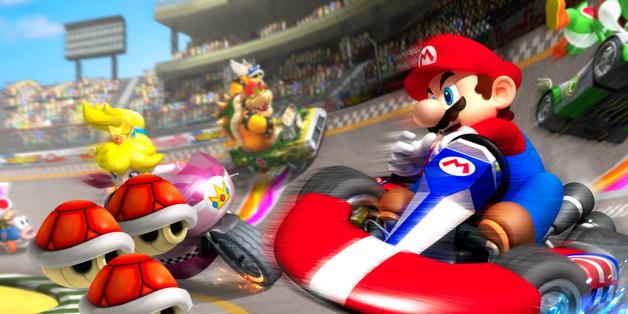 Nach dieser Einsicht werden Sie Super Mario Kart mit anderen Augen sehen