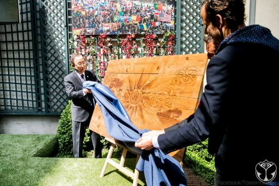 ban ki moon tomorrowland