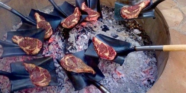 Extreme Steaks: Three Ways to Grill Without a Grill Grate