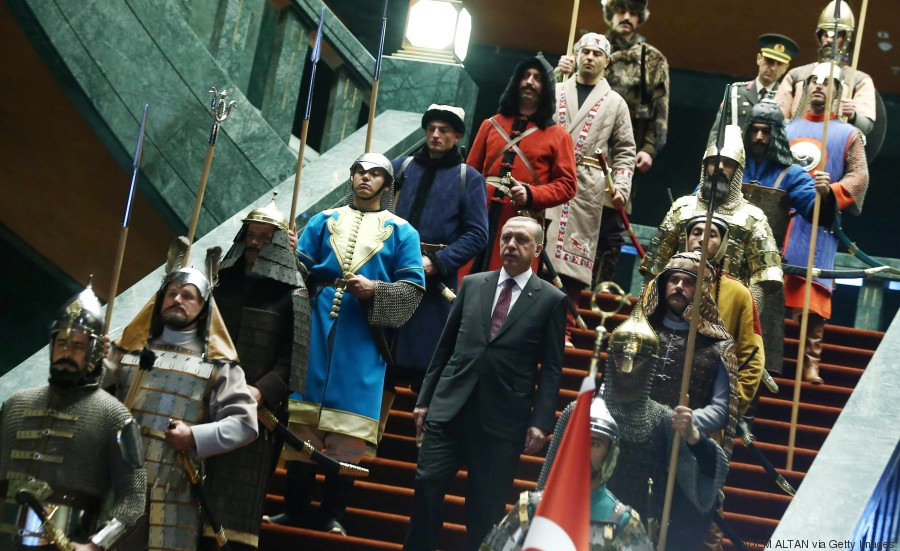 presidential palace erdogan