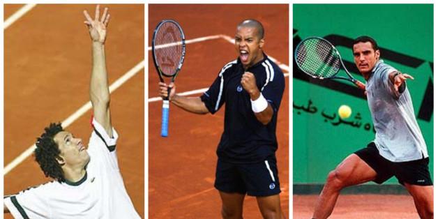 Younès El Aynaoui, Hicham Arazi, Karim Alami... Il était une fois, le tennis marocain à Roland Garros