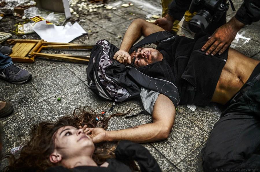 gezi riots