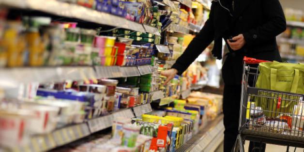Das Märchen von den Billigmarken, die im Supermarkt immer ganz unten im Regal stehen