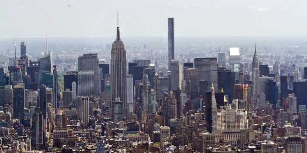 More Proof New York Is Becoming A Gilded City