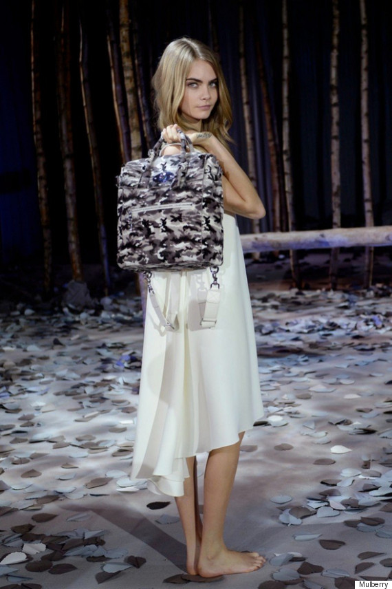 565d712ef39d Cara Delevingne Mulberry Bag  See Her New Autumn Winter 2015 ...