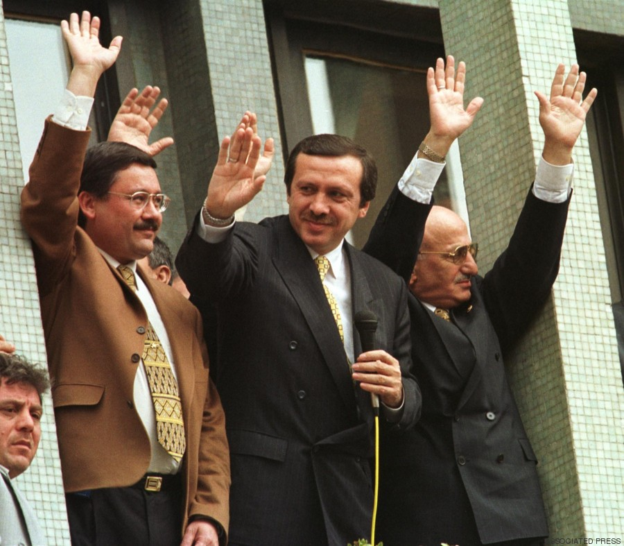 erdogan meyor istanbul