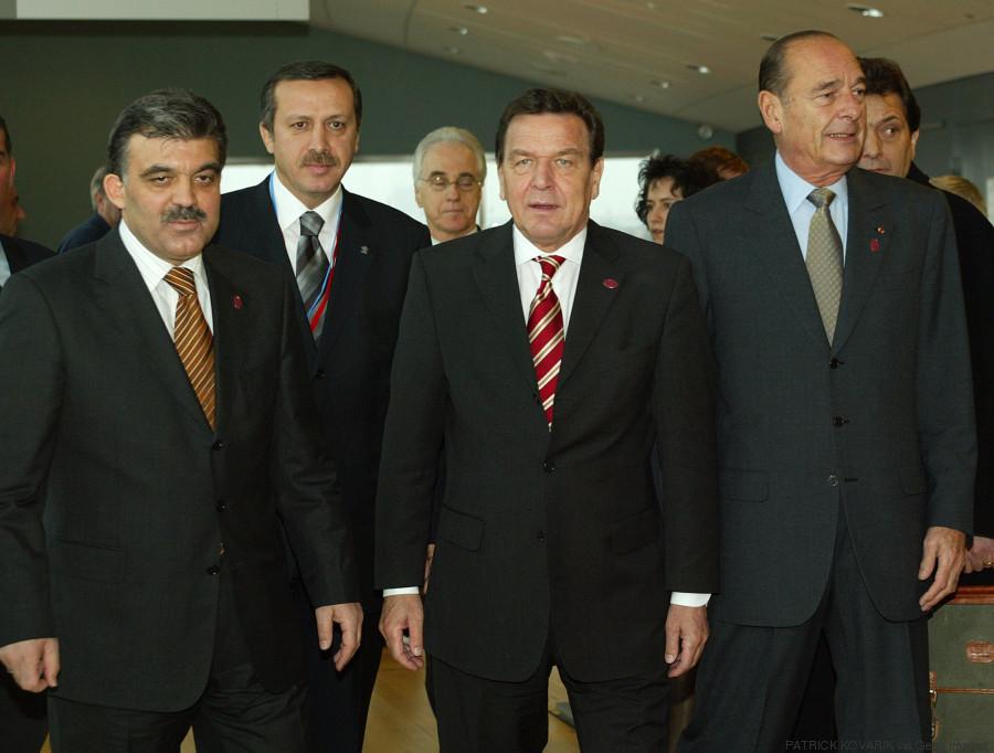 erdogan gul 2002